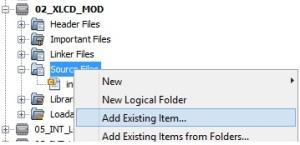 Agregar archivos